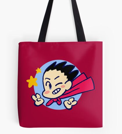 Team Tetsuo Tote Bag