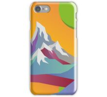 Colorful world iPhone Case/Skin