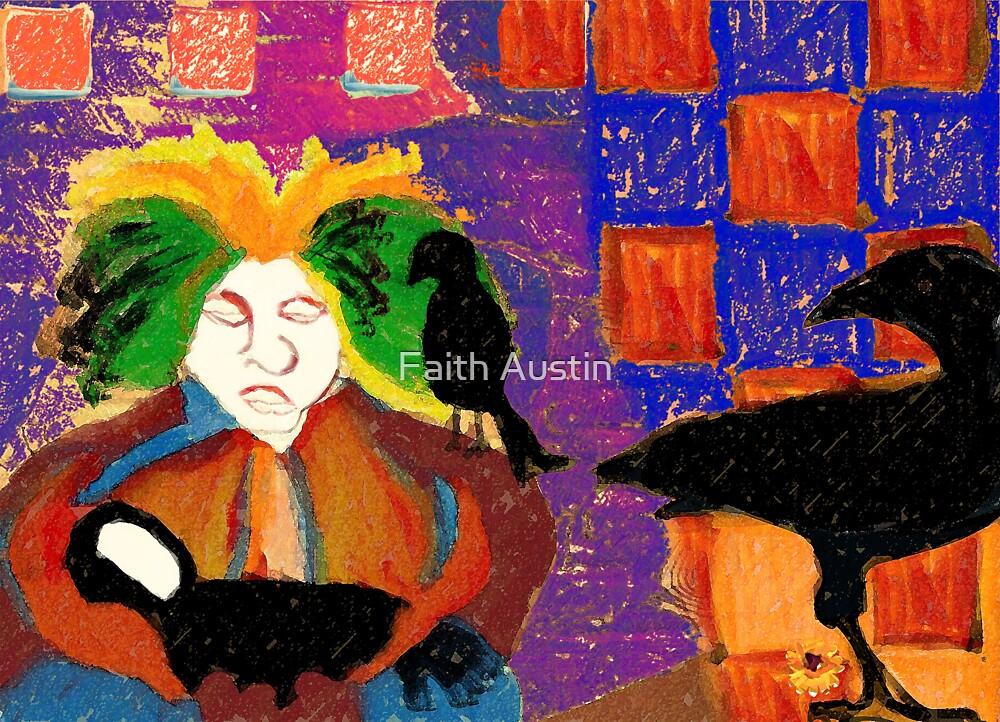 Three Birds by Faith Magdalene Austin
