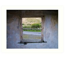 Windows (Defunct Home Edition) Art Print