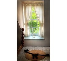 A Country Home Photographic Print
