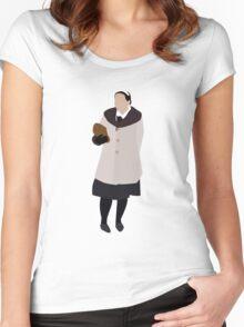 Dorota Women's Fitted Scoop T-Shirt