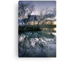 Last light. Metal Print