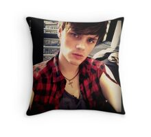 Carl from The Chaos  Throw Pillow