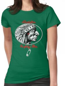 Redskins & Safetypins Womens Fitted T-Shirt