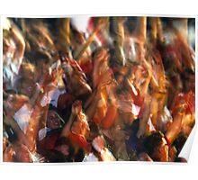 Football Fan Frenzy Poster