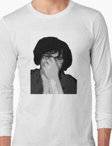 The Recliner Cast Maisey!  Long Sleeve T-Shirt