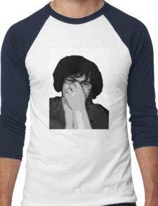 The Recliner Cast Maisey!  Men's Baseball ¾ T-Shirt