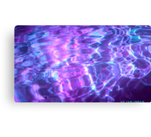 Sad But Beautiful Water Canvas Print