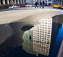 Manhattan by Michael Walton