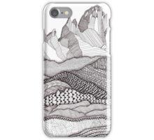 Patterns on Patagonia iPhone Case/Skin