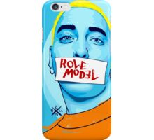 Role model iPhone Case/Skin