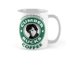 Cumberbucks Coffee - Superior to  Moriar Tea Mug