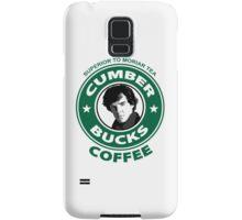 Cumberbucks Coffee - Superior to  Moriar Tea Samsung Galaxy Case/Skin