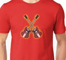 Double red vintage gibson sg Unisex T-Shirt