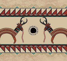 Los Antilopes by Sena