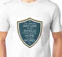 psalms shield Unisex T-Shirt