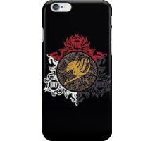 Fairy Tail Dragon Slayers logo iPhone Case/Skin