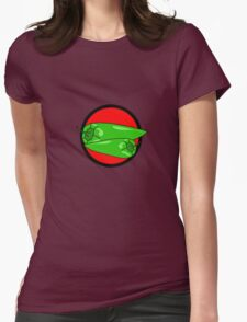 CHILLI PEPPER Womens Fitted T-Shirt