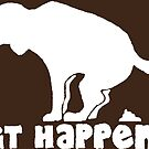 """""""..it happens"""" design, inspired by true events by ARTmuffin"""