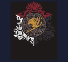Fairy Tail Dragon Slayers logo Kids Clothes
