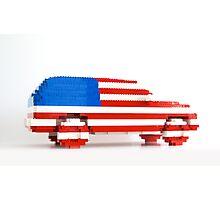 American SUV Photographic Print