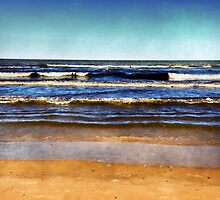 Summer Waves by Shawna Rowe