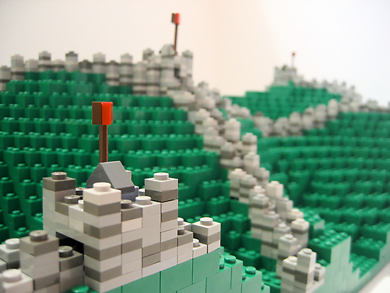 Great Wall of China by Sean Kenney