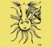 Sun Shines Kids Tee