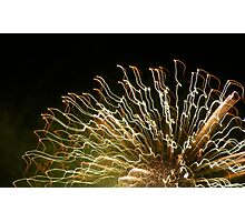 Fireworks by Roi Photographic Print