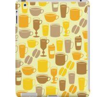 Simple coffee iPad Case/Skin