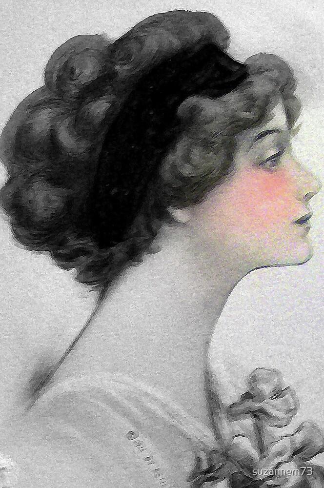 Vintage Lady  by suzannem73