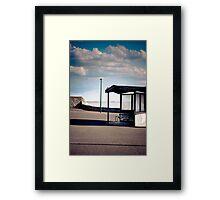 Weston Super Mare Pier Grand Pier Seaside British Framed Print