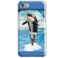 Leaping Orca iPhone Case/Skin