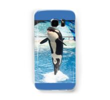 Leaping Orca Samsung Galaxy Case/Skin