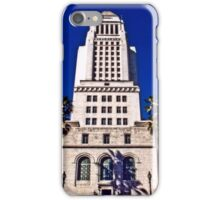 City Hall - Los Angeles iPhone Case/Skin