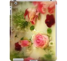 Thank You - Pretty Flowers - JUSTART ©  iPad Case/Skin