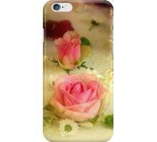 Thank You - Pretty Flowers - JUSTART ©  iPhone Case/Skin