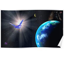 Solar Voyage Poster