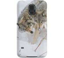 Timber Wolves Samsung Galaxy Case/Skin
