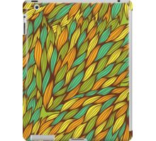Hand drawn swirly pattern iPad Case/Skin