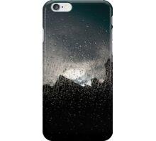 Rain over Rooftops iPhone Case/Skin