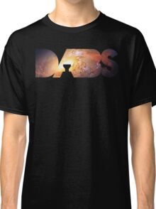 Galactic Rip | DABS SPACED VERSION | WAX BUDDER EARL HASH OIL DABS Classic T-Shirt