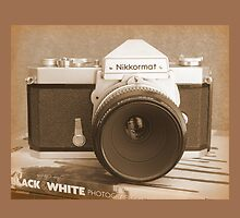 Nikkormat FTN by Richard Johnson