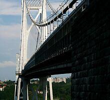 Mid Hudson Bridge by Jim Sugrue