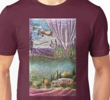 La Provence  My Creations Artistic Sculpture Relief fact Main 50  (c)(h) by Olao-Olavia / Unisex T-Shirt