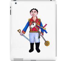 Bolívar niño iPad Case/Skin