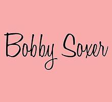 Logic x Bobby Soxer by VickyVickDesign