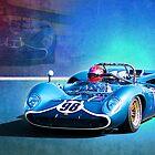 1966 Lola T70 by Stuart Row