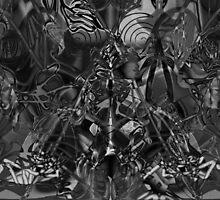 Tangled Web Of Deceit by Rois Bheinn Art and Design